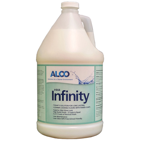 Alco Infinity Floor Finish - Gal.