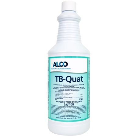 Alco TB-Quat Ready To Use Disinfectant - 55 Gal. Drum