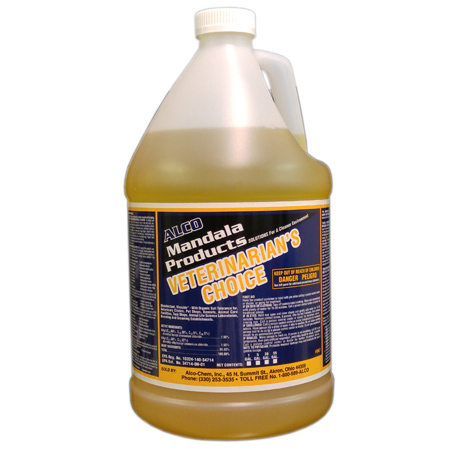 Alco Veterinarian's Choice Veterinary Disinfectant - Gal.
