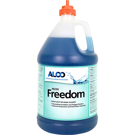 Alco Freedom No-Rinse Cleaner - Gal., Closed Loop