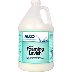 Alco Foaming Lavish Liquid Soap - Gal.