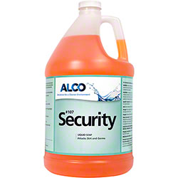 Alco Security Liquid Hand Soap - Gal.