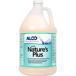Alco Nature's Plus Liquid Bacteria Drain Opener