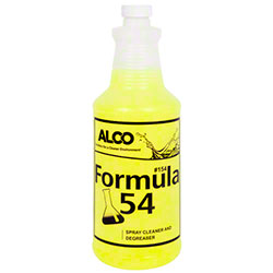 Alco Formula 54 Ultimate Spray Cleaner Degreaser - Qt.
