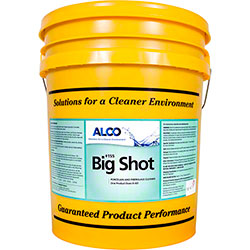 Alco Big Shot Cleaner - 5 Gal. Pail