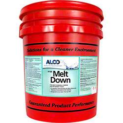 Alco Meltdown Heavy Duty Floor Stripper - 5 Gal. Pail