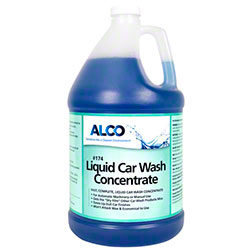 Alco Car Wash Liquid Car Wash Concentrate - Gal.