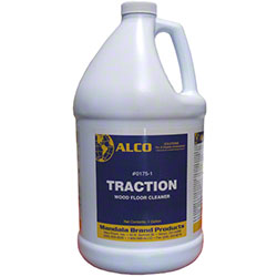 Alco Traction Wood Floor Cleaner - Gal.