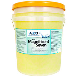 Alco Magnificent Seven Neutral Floor Cleaner - 5 Gal.