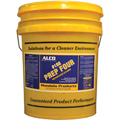 Alco Prep Four Solventless Wood Floor Cleaner - 5 Gal. Pail