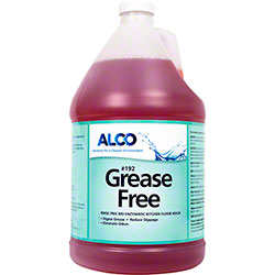 Alco Grease Free No Rinse Floor Cleaner - Gal.