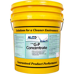 Alco G-P Concentrate All Purpose Cleaner - 5 Gal.