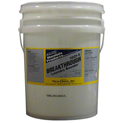 Alco Breakthrough Alkaline Detergent - 5 Gal. Pail