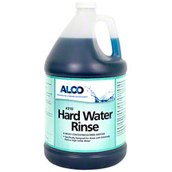 Alco Hard Water Rinse