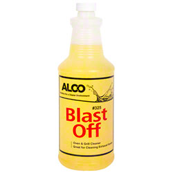 Alco Blast Off Oven & Grill Cleaner - Qt.