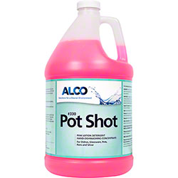 Alco Pot Shot Dishwashing Detergent