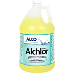 Alco Alchlor Chlorinated Sanitizer - Gal.