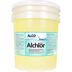 Alco Alchlor Chlorinated Sanitizer - 5 Gal. Pail