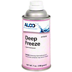 Alco Deep Freeze Gum Remover - 12 oz. Can