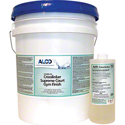 Alco-Chem Crosslinker Supreme Court Gym Finish - 5 Gal.