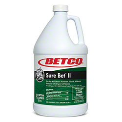Betco® Sure Bet™ ll Bathroom Cleaner - Gal.