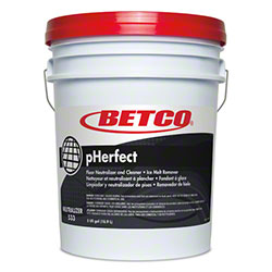 Betco® pHerfect Floor Neutralizer & Cleaner - 5 Gal.