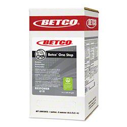 Betco® One Step Floor Care - 4 L Box