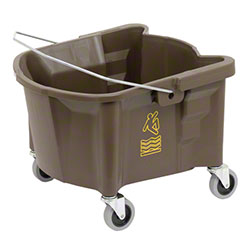 Continental Splash Guard™ 26 Qt. Mop Bucket - Bronze