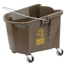Continental Splash Guard™ Mop Bucket - 35 Qt., Bronze