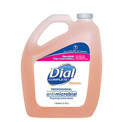 Dial Complete® Original Antimicrobial Foaming Hand Soap - Gal.