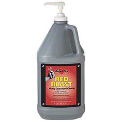 Kutol® Pro Red Blast Heavy Duty Hand Cleaner w/Pumice - Gal. w/Pump