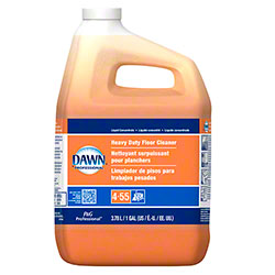 Dawn® Heavy Duty Floor Cleaner Concentrate 4-55 - Gal.