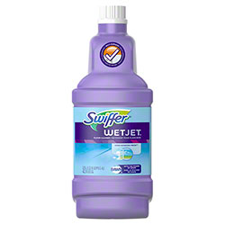 P&G Swiffer® WetJet Solution - 1.25 L, Open Window Fresh