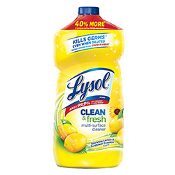 Lysol® Brand III Disinfectant All Purpose Cleaner - 40 oz.