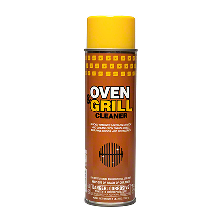 Spartan Oven & Grill Cleaner - 20 oz. Can