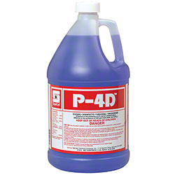 Spartan P-4D™ Disinfectant Cleaner - Gal.