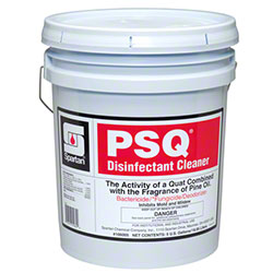 Spartan PSQ® Disinfectant Cleaner - 5 Gal.