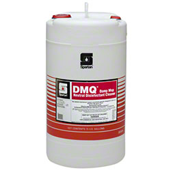 Spartan DMQ® Damp Mop Neutral Disinfectant Cleaner-15 Gal.