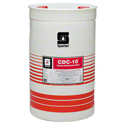 Spartan CDC-10® Clinging Disinfectant Cleaner - 30 Gal.