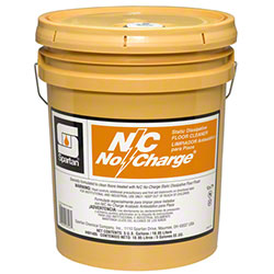 Spartan N/C No Charge Cleaner - 5 Gal.