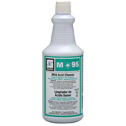 Spartan M95 Mild Acid Cleaner - Qt.