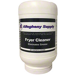 Allegheny Supply Fryer Cleaner - 8 lb.