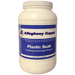 Allegheny Supply Plastic Soak - 8 lb.