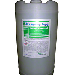 Allegheny Supply Power Forward Laundry Bleach - 15 Gal.