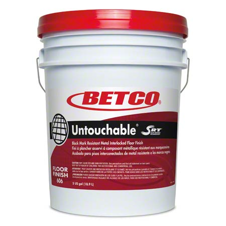 Betco® Untouchable® w/SRT™ Technology - 5 Gal. Pail
