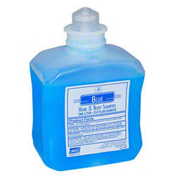Deb® Aquaress® Blue Hand & Body Shampoo - 1 L