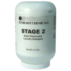Sunburst Stage 2 Solid Chlorinated Laundry Detergent-5.75 lb