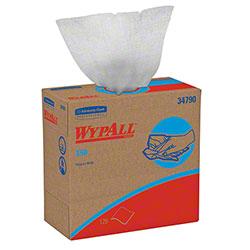 "WypAll® X60 Reusable Cloth - 9.1"" x 16.8"", White"