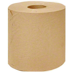 "2.5"" Core Natural Roll Towel - 800'"