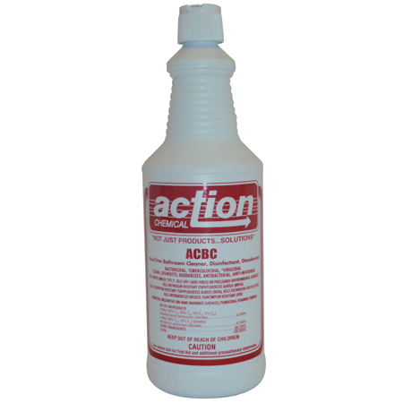 CB320 ACBC Non Acid Cleaner - Qt.